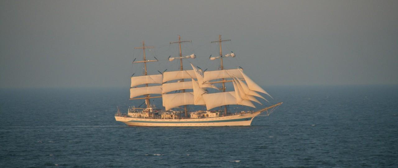 Russian Tall Ship