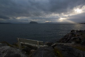 View from Hammerfest